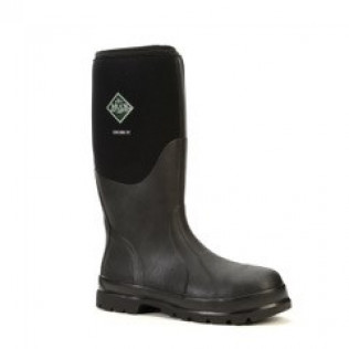 STEEL TOECHORE STEEL HIGH MUCK BOOT -CHS-000A