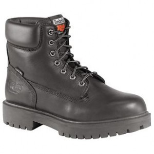 TIMBERLAND PRO 26036 BLACK DIRECT ATTACH