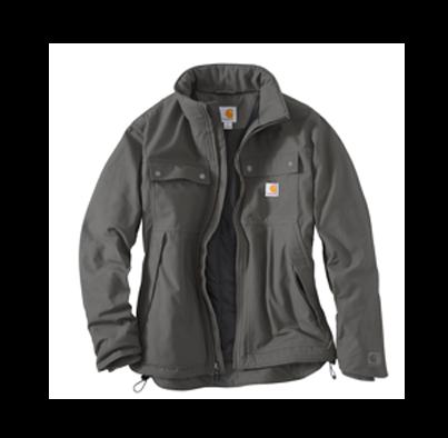 Carhartt 102358 Sandstone Full Swing Caldwell Jacket Shadow NEU